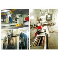 30RPM Max Oil Well Screen Wire Mesh Making Machine 0.01MM Tolerance Manufactures