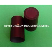 PVC SHRINKABLE WINE CAPSULE WITH TEAR TAB Manufactures
