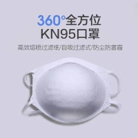 danjun cup mask white 360-degree surround protection Manufactures
