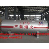 ASME standard China made 5MT surface lpg gasstorage tank for sale, HOT SALE! best price propane gas tank Manufactures