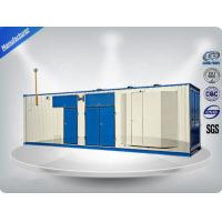 500-1100 Kw/ Kva Canopy Industrial Diesel Generators With 720 L Fuel Tank Capacity Manufactures