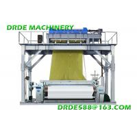 SD9100 230cm Air Jet Loom With Electric Jacquard Four Nozzle 3.0kw Motion Manufactures