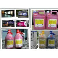15pl/35pl Spectra Polaris Ink CMYK For Flora Lj320p Printer , Solvent Based Ink Manufactures