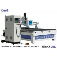 Easy Operate ATC CNC Router Machines CNC Engraver With Linear Tool Holders Manufactures