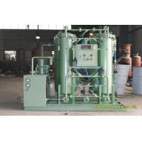 High Purity PSA Nitrogen Gas Generator / Cryogenic Air Separation Unit 380v Manufactures