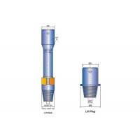 Integral Lifting Sub For Drill String,NC31,NC38,NC46,NC50,Lift Sub,Saver Sub,Reduced Section Subs Manufactures