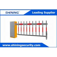 Quality High Speed Remote Control Automatic Barrier Gate For Car Parking System for sale