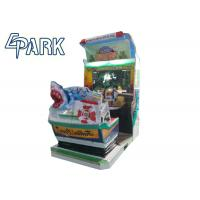 Game Center Laser Shooting Arcade Machines for Adult / Children Manufactures