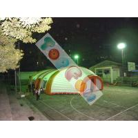 18m Large PVC Inflatable Event Tent / Dome Tent For Warehouse , Office , Meeting room Manufactures