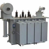 China High Efficiency 400 KVA Electrical Power Transformer For Industrial Distribution System on sale