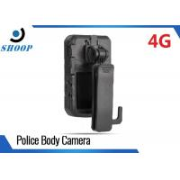 Quality GPS 4G WIFI Night Vision Body Camera Live Streaming Police Body Worn Video Camera for sale