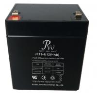Jopower JP 12V4Ah Rechargeable Valve Regulated Lead Acid AGM Battery Manufactures