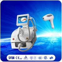 2016 Microchannel alexandrite diode laser hair removal machine 808nm wavelength Manufactures