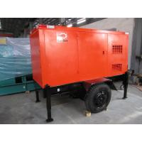 20KW / 25KVA Mobile Electric Generator With 4L Cylinder Cummins Power Manufactures