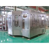 Stable Hot Juice Filling Machine 2000 BPH - 20000 BPH Capacity For Pet Bottle Manufactures