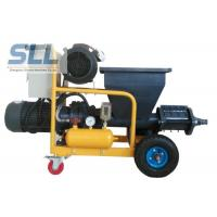 Multi Function Cement Spray Plaster Machine For Building Internal / External Wall Manufactures