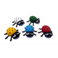 Mini Portable Wireless Cell Phone Speakers Funny Insect Shaped With Digital Display Manufactures