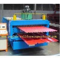 Automatic Color Steel Cold Roll Forming Machine Sheet Metal Rolling Former for South Africa Customer Manufactures