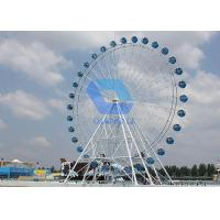 China Outdoor Amusement Park Ferris Wheel / Electric Ferris Wheel With 72 Persons on sale