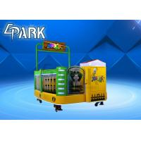 Touch Screen Ticket Redemption Machine , Kids Air Shooting Game Machine Manufactures