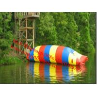 Latest Water Blob Jump, Inflatable Water Blobs for Sale Manufactures