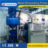 Y83-5000 Aluminum Sawdust Briquetting Press Machine 30kW PLC Automatic Control Manufactures