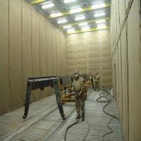 Sand Blasting Room CE ISO Surface Cleaning Manufacturer Car Wash Equipment Sand Blasting Room Manufactures