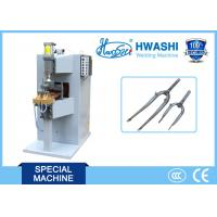 Bicycle Frame Pneumatic Spot Welding Machine , AC Water-Cooling Spot Welder Manufactures