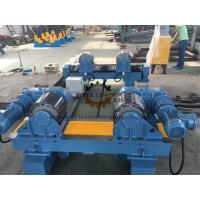 40 Ton Motorized Movable Tank Turning Rolls Rotate Pipe Tank Vessel Boiler Manufactures