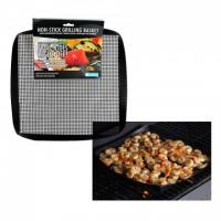 Buy cheap ptfe coated fiberglass non-stick BBQ grill mesh mat from wholesalers