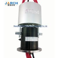 10  Circuits Signal Hydraulic Swivel Joint , Pneumatic Rotary Joint For Welding Robots Manufactures