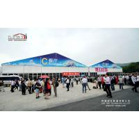 Water  proof 40m clear span  Latest Design Outdoor Party Tent For  Hanger Tent Purpose Manufactures