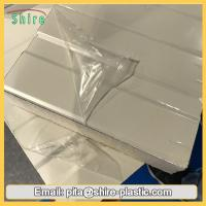 Durable Transparent Protective Film , EPS Sandwich Wall Paint Protection Film Manufactures