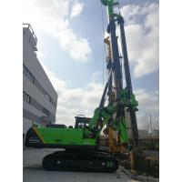 High Security KR125A Borehole Rotary Piling Rig Equipment 12.5 Tonnes Max Torque Manufactures