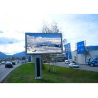 China P8 outdoor led advertising display outdoor led billboard/street led sign on sale