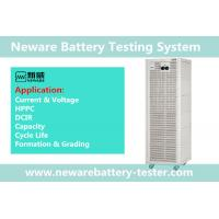 High Precision Battery Cycle Life Tester , 40V / 300A High Power Battery Test System Manufactures