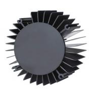OEM Customized LED Heatsink  extruded aluminium profiles High performance Manufactures