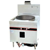 West Food Restaurant Commercial Kitchen Equipments , Double Commercial Gas Range Manufactures