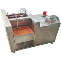 China Bakelite CNC PCB V Grooving Machine 4Kw Stainless Steel Housing on sale