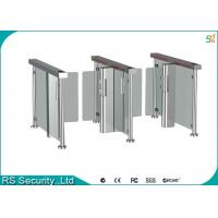 Security Handicapped Swing Gate Barrier Automatic Time Attendance System Manufactures