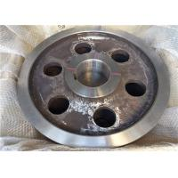 Finish Painting Carbon Steel Casting Products Carbon Steel Wheels Wear Resistant Manufactures