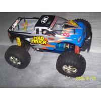 1:10 Scale Electric Powered 4wd Monster Truck(2 Channel) - Ready To Run Manufactures