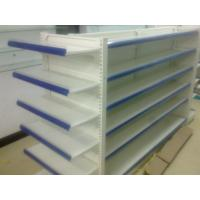 Metal Durable Adjustable Customized Size Gondola Display Stands Racking For Supermarket Manufactures