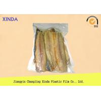 Quality 3 - 5 Layer Co-extruded Embossed Food Vacuum Bags for Packing 50 - 120 micron Thick for sale