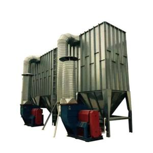 Recycling Pulse Jet Bag Type Cyclone Dust Collector Manufactures