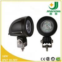 Foshan auto parts 10w LED Spot/Flood work light for offroad 4x4 Manufactures