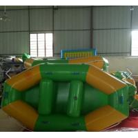 Quality SGS Approval Customized PVC Inflatable Boat For Two Men / Three Man / Four Men for sale