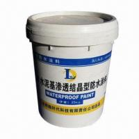 Cementitious Capillary Crystalline Waterproof Coating Manufactures