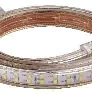 Quality 2835 High Voltage Waterproof LED Strip , Indoor LED Light Strips 50M / Roll for sale