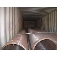Boiler Seamless Alloy Steel Tube ASTM A335 P91 52 Inch OD 1321 X 120mm Size Manufactures